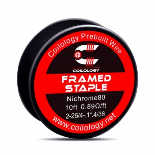 Coilology Framed Staple
