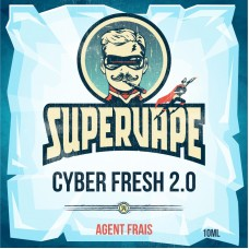 SuperVape Cyber Fresh 2.0 Aditivo