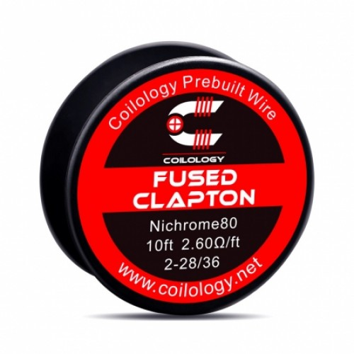 coilology fused clapton